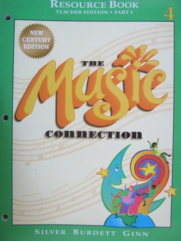 Music Connection New Century Edition 4 Resource Book (P)