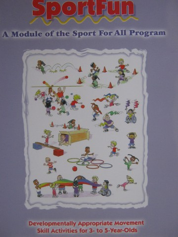 SportFun A Module of the Sport for All Program (Card)
