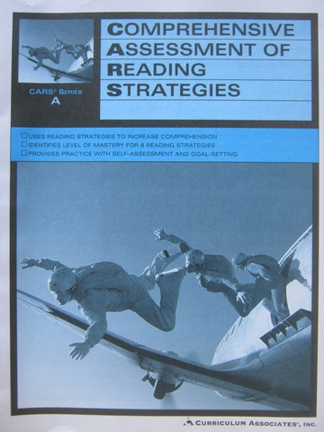 Comprehensive Assessment of Reading Strategies Book A (P)