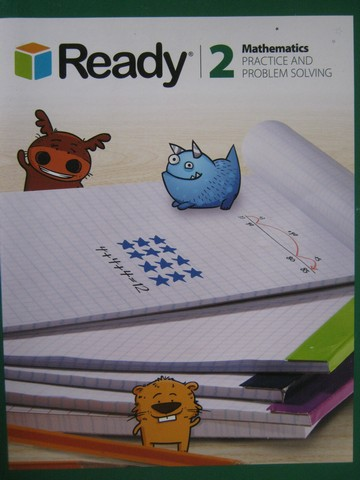 Ready 2 Mathematics Practice & Problem Solving (P) by Tripp