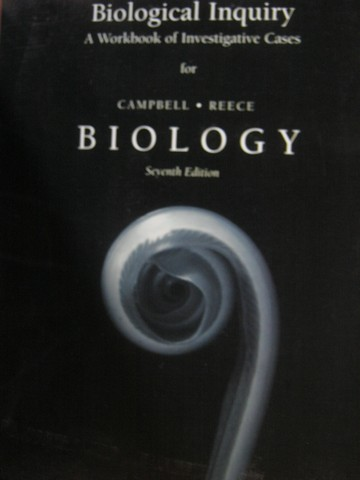 Biology 7th Edition Biological Inquiry (P) by Waterman & Stanley