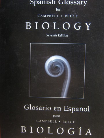 Biology 7th Edition Spanish Glossary (P) by Laura P Zanello
