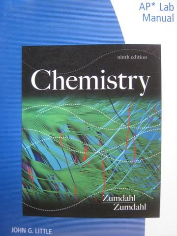 Chemistry 9th Edition AP Lab Manual (P) by John G Little
