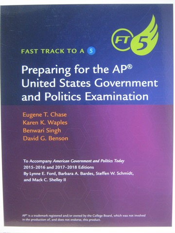 FT5 Preparing for the AP US Government & Politics Exam (P)