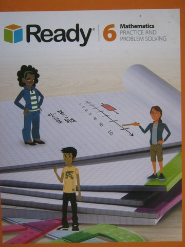 Ready 6 Mathematics Practice & Problem Solving (P) by Tripp