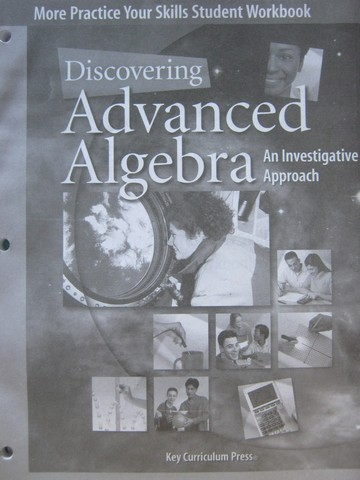 Discovering Advanced Algebra More Practice Your Skills (P)