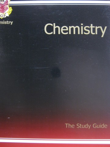 Chemistry The Study Guide (P)