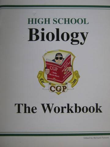 High School Biology The Workbook (P) by Richard Parsons