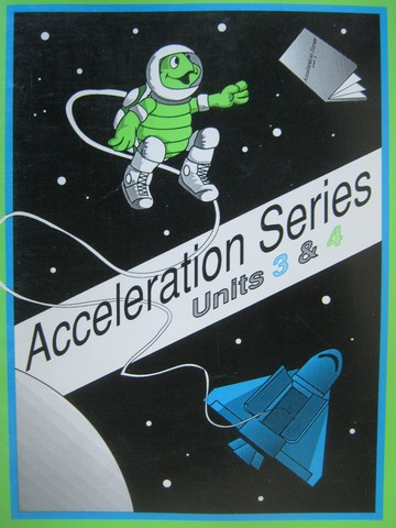 Acceleration Series Units 3&4 Student Guide (P)
