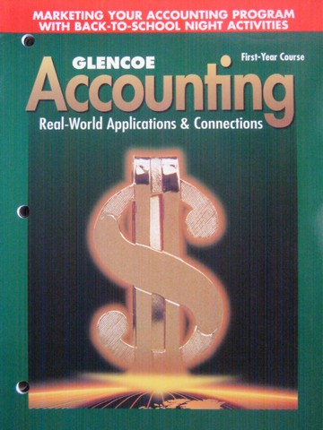 Accounting 1st-Year Course 5e Marketing Your Accounting (P)