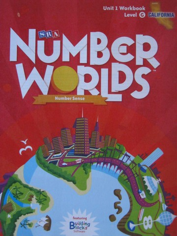 Number Worlds G Unit 1 Workbook California Edition (CA)(P)
