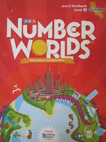 Number Worlds G Unit 6 Workbook California Edition (CA)(P)