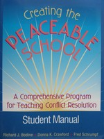 Creating Peaceable School Student Manual (P) by Bodine, Crawford