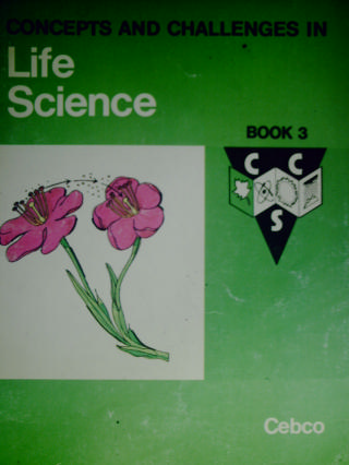Concepts & Challenges in Life Science Book 3 (P) by Bernstein
