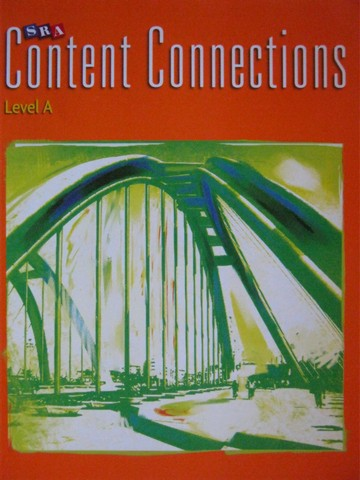 SRA Corrective Reading A Content Connections (P)