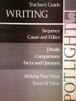 Spotlight on Writing 8 TG (TE)(P) by Margarete Wright