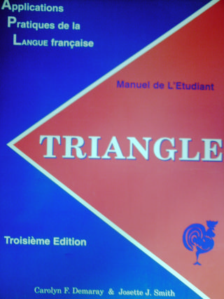 Triangle 3e Manuel de L'Etudiant (P) by Demaray & Smith