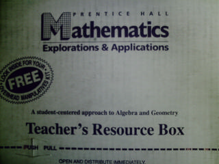 Mathematics Explorations & Applications TRB (TE)(Box)