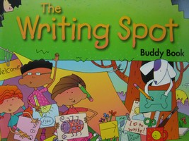 Writing Spot K Buddy Book (P)