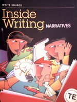 Inside Writing 8 Narratives TE (TE)(P) by Kemper & Sebranek