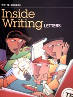 Inside Writing 8 Letters TE (TE)(P) by Kemper & Sebranek
