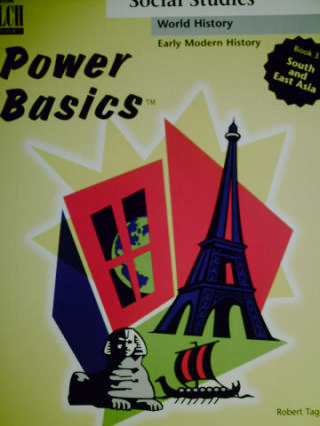 Power Basics Early Modern History 3 South & East Asia (P)
