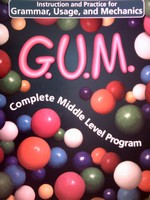 G.U.M. Complete Middle Level Program (P) by Boysworth, Crawford,