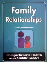 Family Relationships Teacher/Student Resource (P) by Jory Post