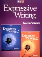 Expressive Writing 1/2 Teacher's Guide (TE)(P) by Engelmann,