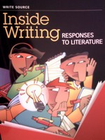 Inside Writing 8 Responses to Literature (P) by Kemper,