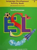 Scott Foresman ESL 2 Language Development Activity Book (P)