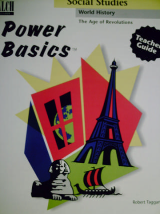 Power Basics The Age of Revolutions TG (TE)(P)