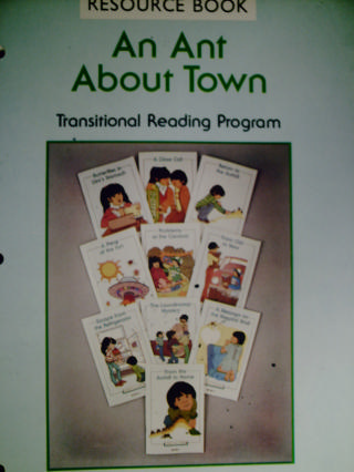 An Ant About Town Resource Book (P) by Alamda, Gilman-Ponce,