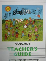 Singlish Volume 1 TG (TE)(P) by Ida Larsen