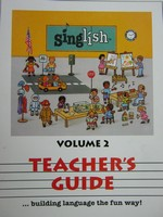 Singlish Volume 2 TG (TE)(P) by Ida Larsen